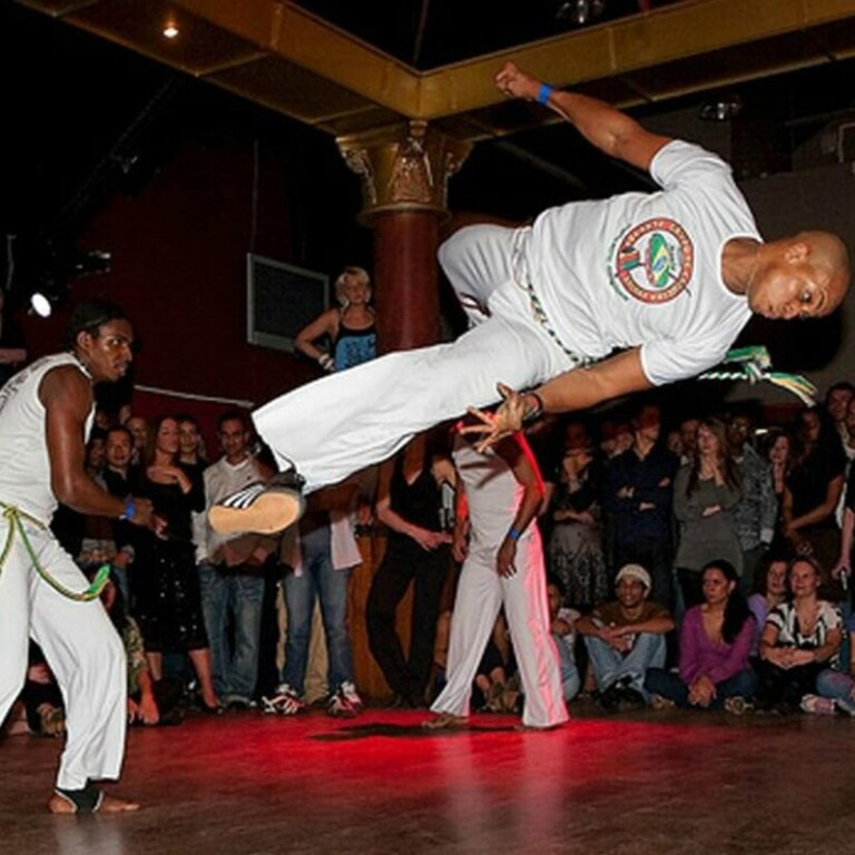 Capoeira workshop