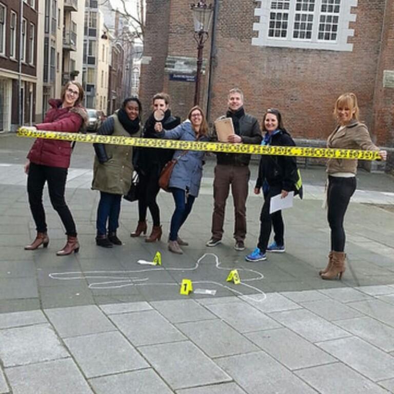 CSI moordspel