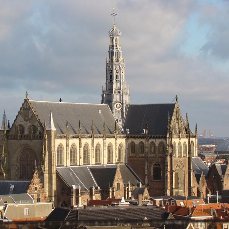Rondleiding Sint-Bavokerk
