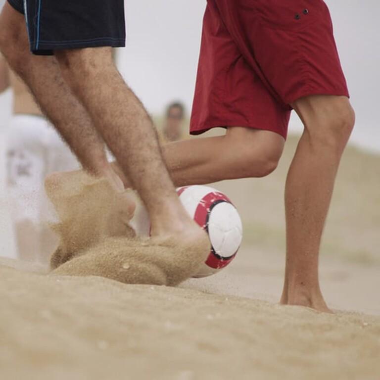 Strandvoetbal
