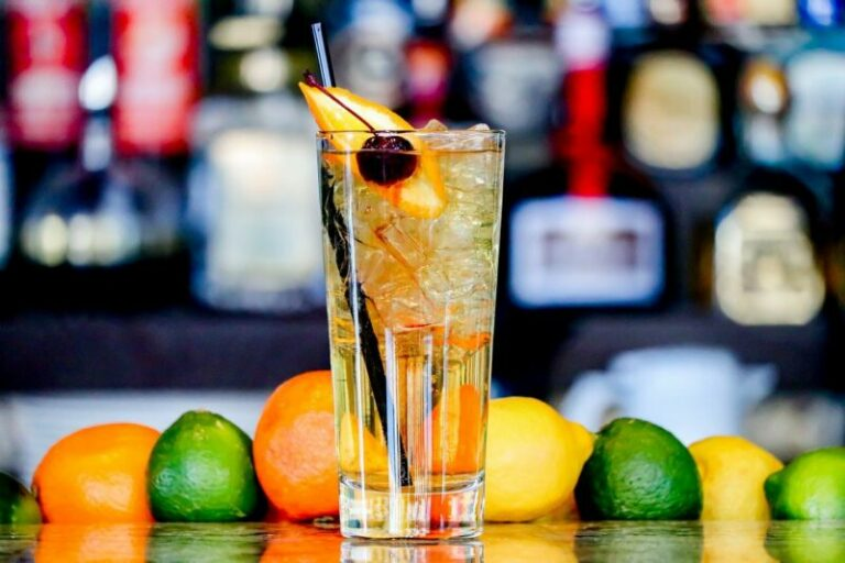 Online Cocktail Workshop